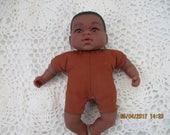 reborn african america baby
