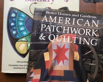 Quilt and Needle Craft Books
