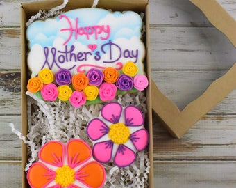 Mother's Day Sugar Cookies Box Set