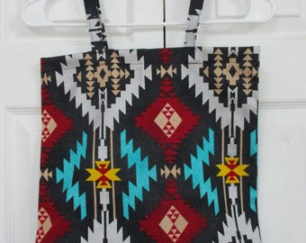 shawl bag, give away bag, native american style