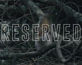 RESERVED // polymer clay necklace