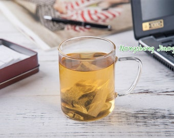 Chinese Organic Weight Control Tea Blood Fat Control Tea pure jiaogulan tea fat metabolism support fat decomposition support 100 tea bags