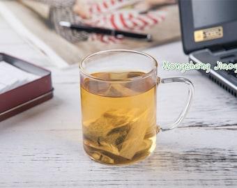 Chinese Organic Weight Control Tea Blood Fat Control Tea pure jiaogulan tea fat metabolism support fat decomposition support 100 tea bags
