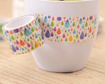 Japanese Washi Tape - Masking Tape -Decoration Tape