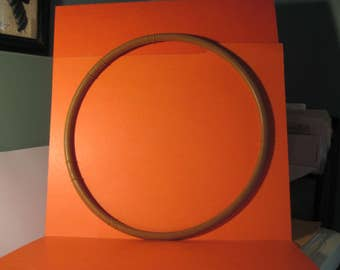 """Round 10"""" Plastic Hoop / Ring / Craft Project Supply 1 Pair"""
