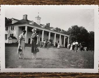 Original Vintage Photograph Historic Places