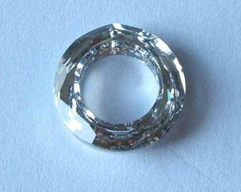 1 SWAROVSKI 4139 Cosmic Ring Crystal Bead 30mm CAL V SI