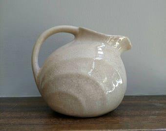 Vintage Cream pitcher