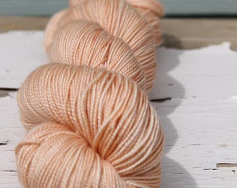Naturally dyed with madder root, botanically dyed, plant dyed, indie dyed, hand dyed, knitting, crochet