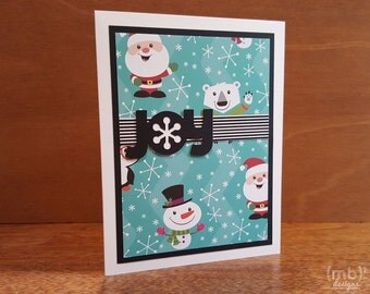Joyful Friends Set of 12 Christmas Cards