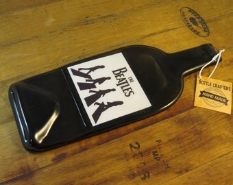 Wine Appetizer Tray - The Beatles Wine