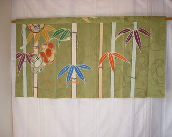 Tapestry,silk  T Kimono fabric,Wall hanging