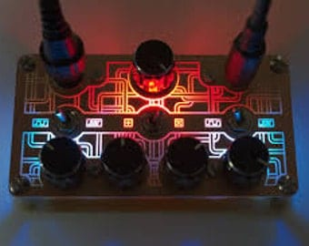 BURODRON – classic drone synth