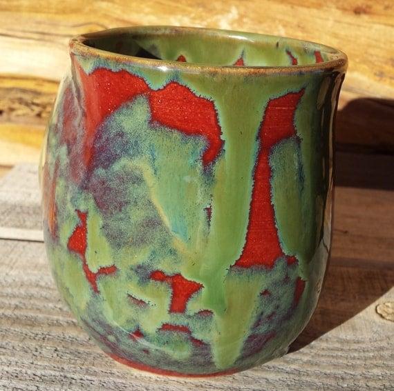 pottery hand warmer mugs how to make