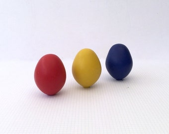 3D Egg Crayons