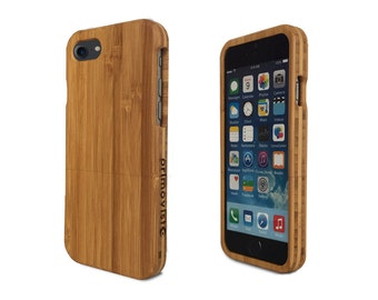 Bamboo iPhone 7 case, Wood iPhone 7 Case, iPhone 7 case by Primovisto