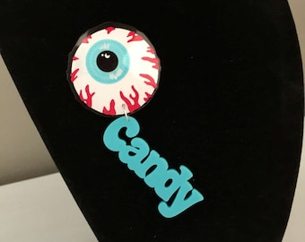 Eye Candy brooch