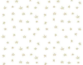 When Skies are Grey Gold Star Riley Blake Designs - SC 5604