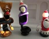 MST 3000 Robot Christmas Ornaments