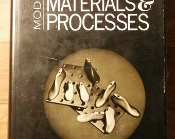 Modern Footwear Materials and Processes by Walter Cohn A Topical Guide to footwear Technology 1969