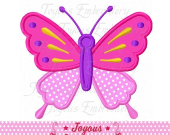 Instant Download  Butterfly Applique Embroidery Design NO:2318
