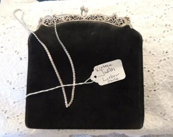Judith Lieber Elegant Evening Bag / Purse Vintage