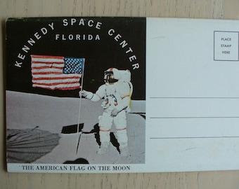 Kennedy Space Center Postcard Folder