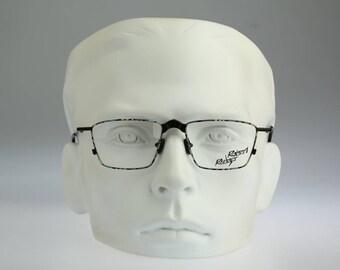 Robert Rudger Mod 0830 010-33 / Vintage eyeglasses & sunglasses / 90S unique and rare