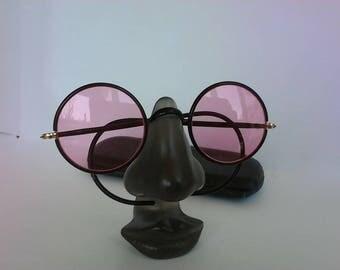 Glasses round time vintage 20s30s antique eyeglasse