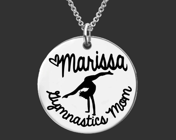 Gymnastics Mom | Team Mom | Mother's Day | Gifts for Mom | Gifts for Mom | Personalized Gifts | Korena Loves