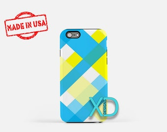 Diagonal iPhone Case, Weave Weave iPhone Case, Stripe iPhone 8 Case, iPhone 6s Case, iPhone 7 Case, Phone Case, iPhone X Case, SE Case
