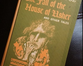 Was 9.95!  Edgar Allan Poe The Fall of the House of Usher
