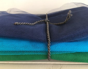 Bundle of coloured net uk