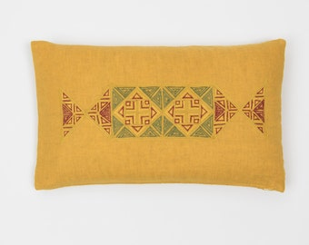 Samarkand Petite Lumbar Pillow