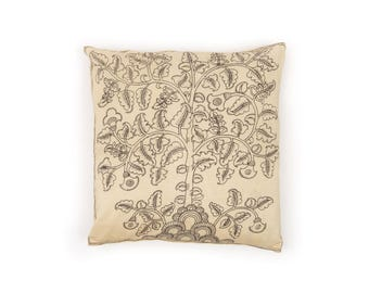 Tree of life decorative pillow 20x20