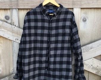 Vintage Flannels- Size XL