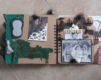 GONE with the WIND Scrapbook with FREE Shipping