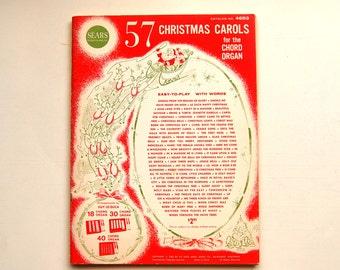 Christmas Carols Vintage Songbook