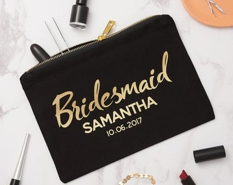 Personalised Bridesmaid Make Up
