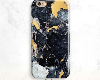 Marble iPhone 6S Case, iPhone 7 Case, Black Marble iPhone SE Case, iPhone 6 Plus, iPhone 5S Case,Gold iPhone 6 Case, Marble iPhone 7 Case