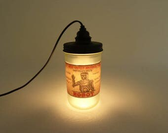 """The perfect lamp """"Japanese Robot"""""""