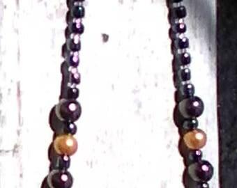 necklace cross bead jewelry