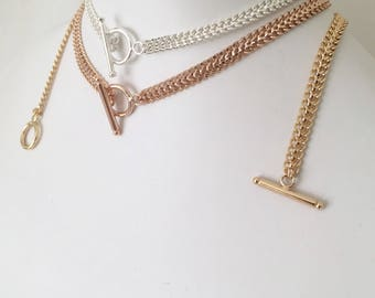 Tori - Gold, Silver or Rose Gold Choker