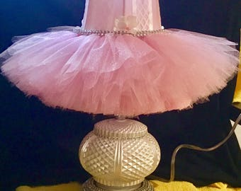 Ballerina, Tutu, lamp