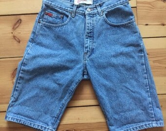 Lee cooper denim shorts vtg sz S / 27