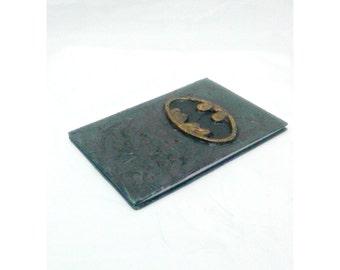 Batman Logo Journal, Dark Knight Notebook