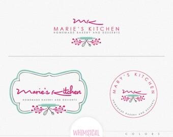 cake design frame logo