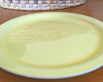 Coors Rock Mount Pottery Salad Plate