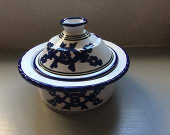 Spanish Cazuela Clay Cooking Pot