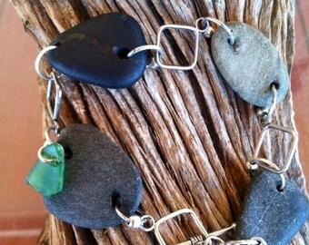Beach Stone Bracelet
